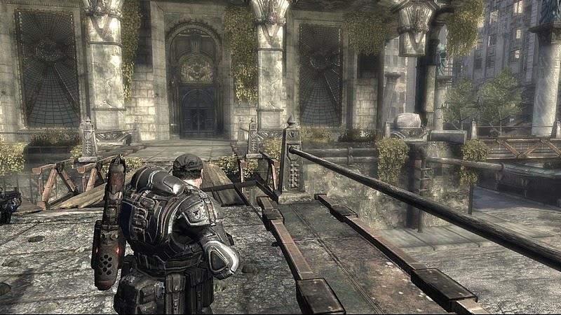 Descarga: Gears of War para Pc Full Español - FranxSoft
