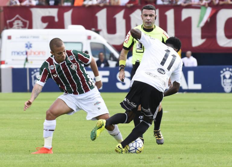 Wellington faz golaço e Fluminense bate a Ponte em Edson Passos ... df2919077c118