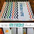 Home Organization Binder- Tips and Free Printables