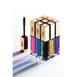 Yves Saint Laurent lança rímel com 9 cores