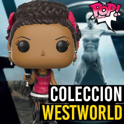 Lista de figuras funko pop de Funko POP Westworld