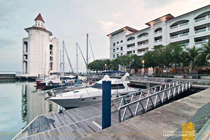 Straits Quay Marina Penang