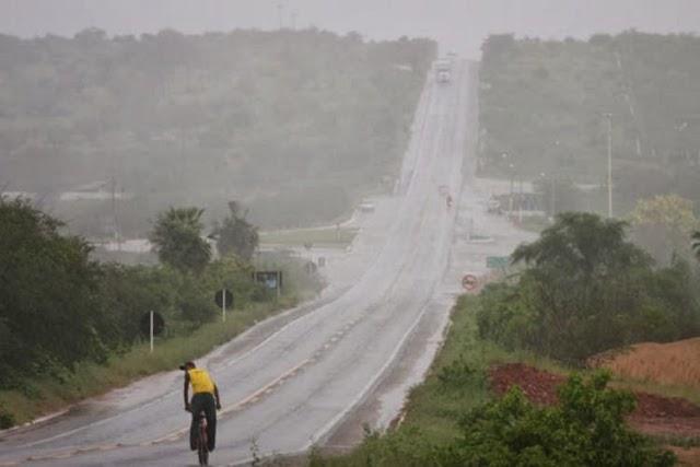 Chuvas de 2018 devem ser acima da média no Ceará, prevê a Funceme