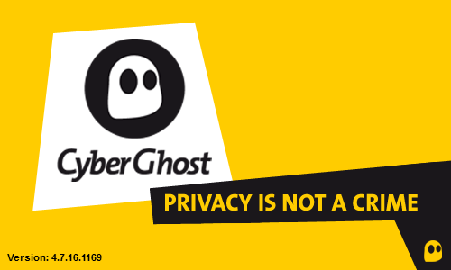 VPN-CyberGhost Free Download