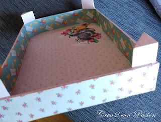 Papel Scrapp para cajas