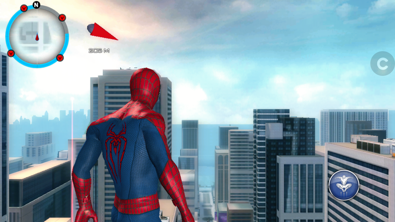 download amazing spider man 2 game free for android