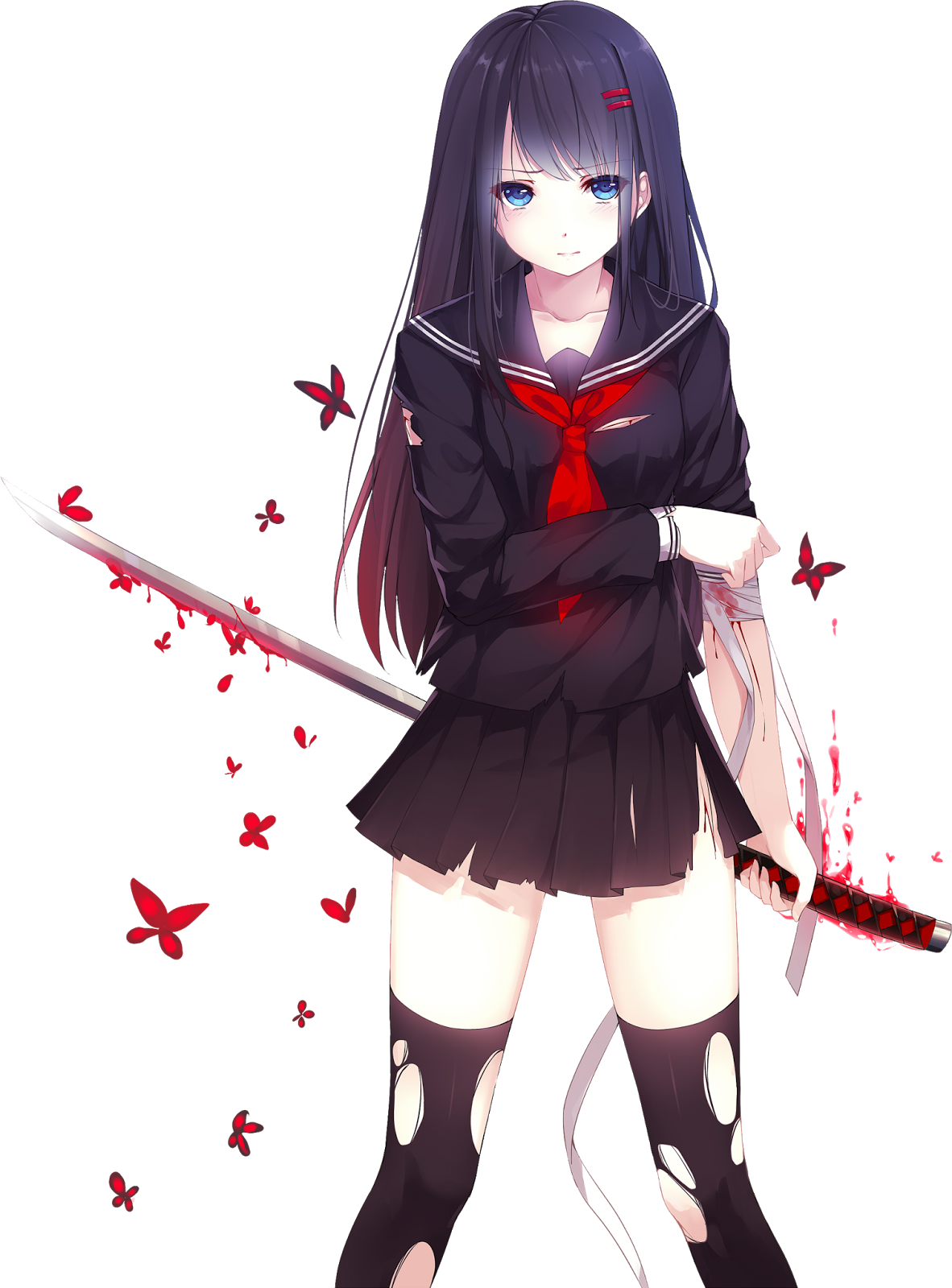 Anime Shoujo: Png - Garotas de animes variados