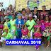 """Amargosa: Bloco do Projeto """"Criança Alegria de Viver"""" animou a criançada no Carnaval 2018"""