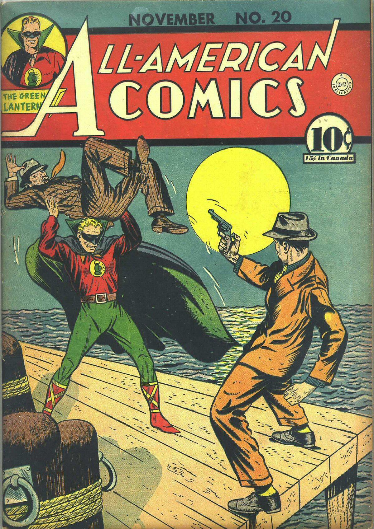 Read online All-American Comics (1939) comic -  Issue #20 - 2