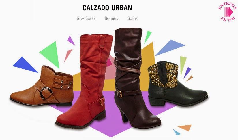 Oferta especial de septiembre en calzado urban
