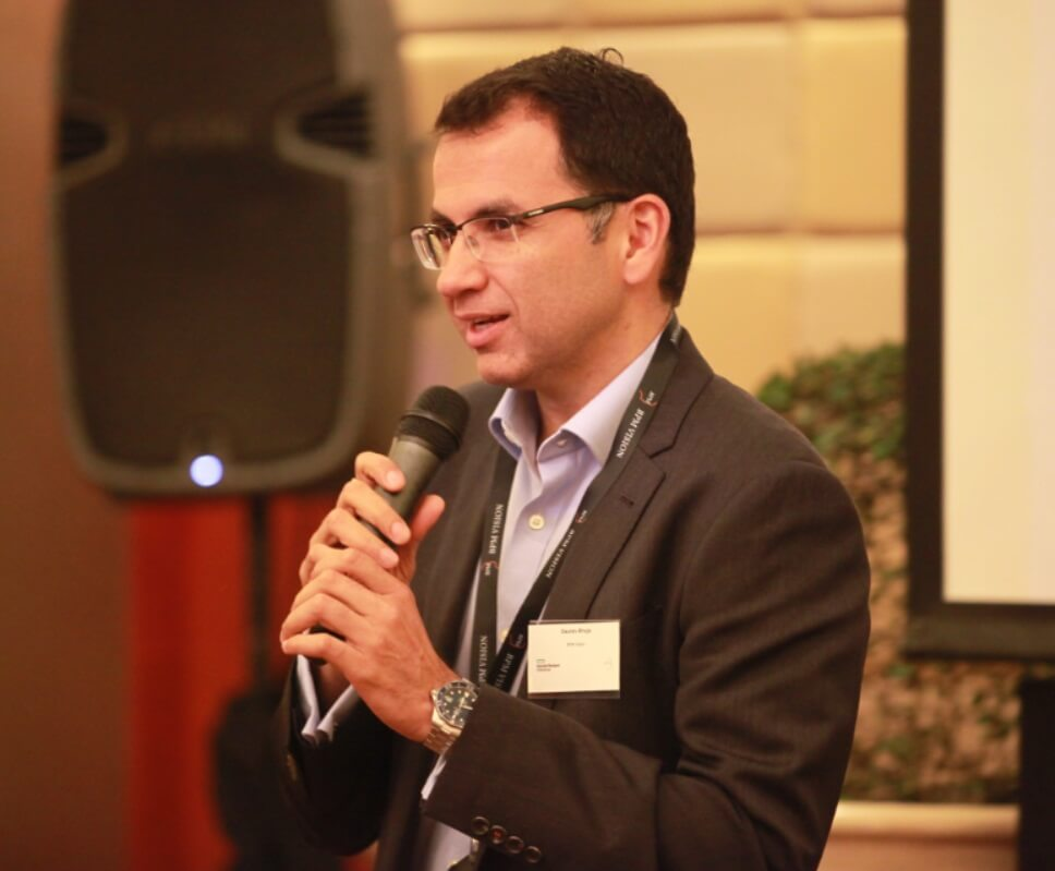 Gaurav Ahuja, CEO BPM Vision