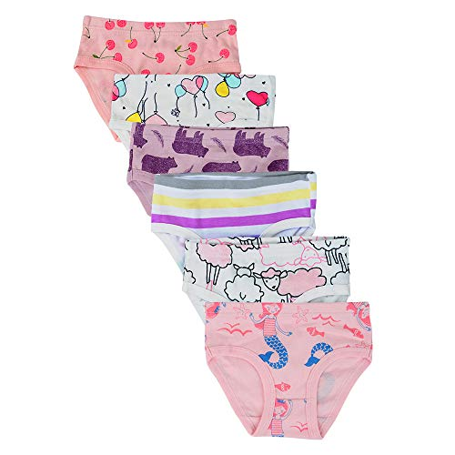 Closecret Kids Underwear Soft Cotton Toddler Panties ...