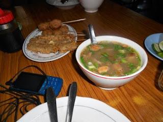 kuliner soto bangkong semarang