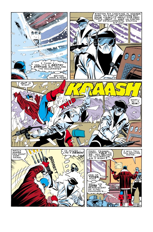 Captain America (1968) Issue #321 #249 - English 14