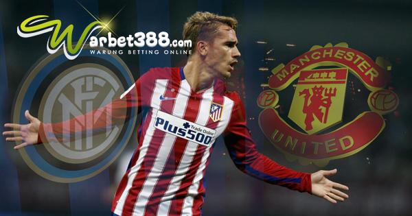 Situs Agen SBOBET Terpercaya - Internazionale Saingi Manchester United Untuk Datangkan Griezmann Dari Atletico