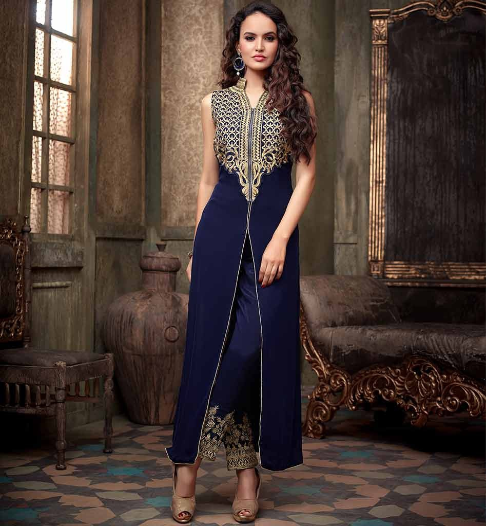 Different Types of Designer Salwar Suits Must Try In 2016 ...