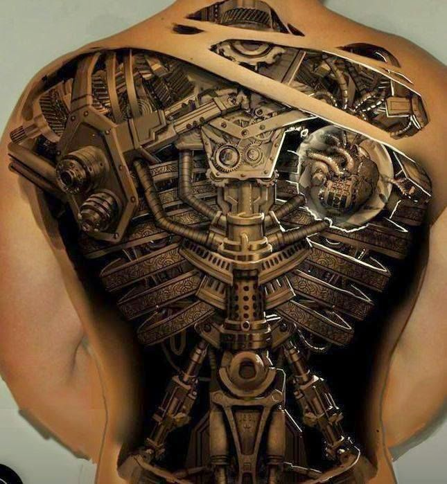 Biomechanical back
