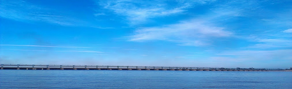 Trimmu Barrage is a barrage on the River Chenab in the Jhang District of the Punjab province of Pakistan