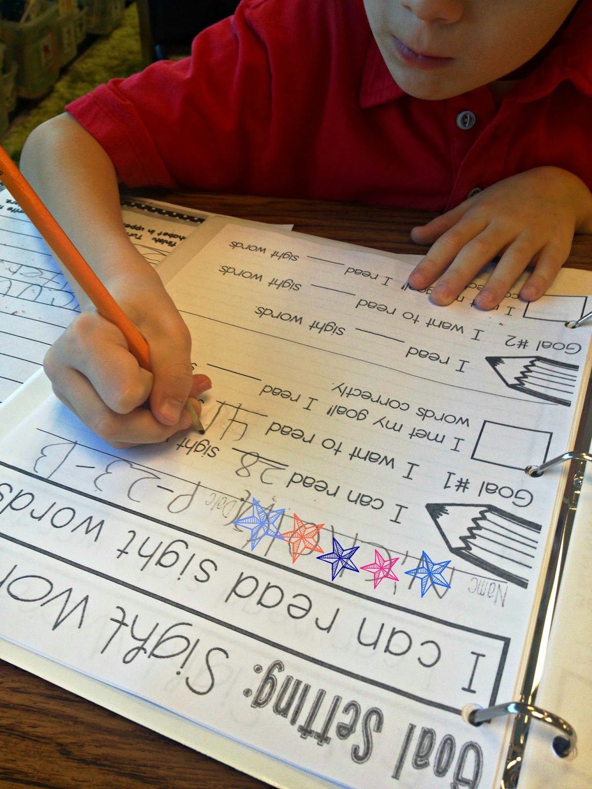 Tunstall S Teaching Tidbits Guided Math Freebie And Sight Word Tracking