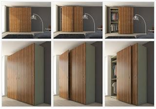 Двери раздвижные для гардеробной Волгоград
