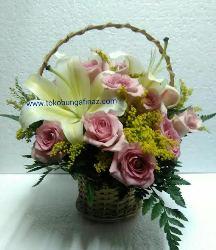 toko bunga slipi petamburan di jakarta pusat
