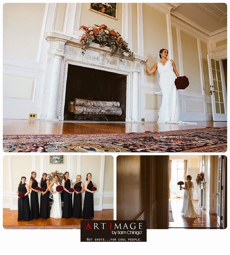 aldrich mansion bride