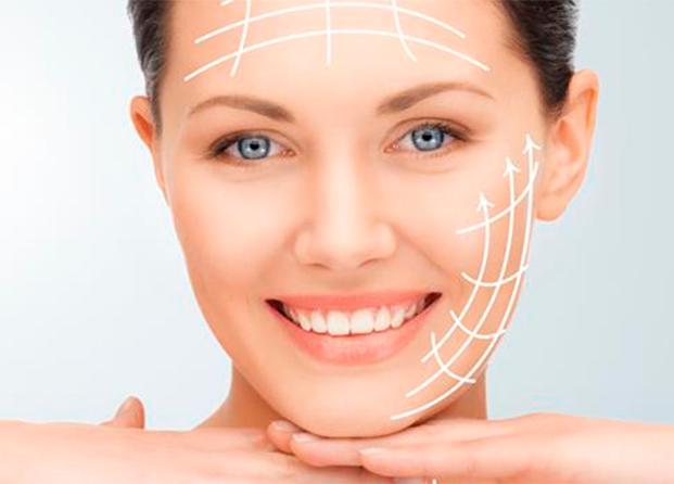 Mesoterapia facial de alta intensidad con vitaminas