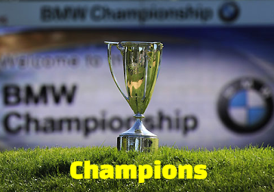 BMW Golf Championship (PGA tour), Winners, champions, list, by year.