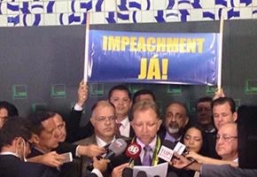 Vídeo: Frente Parlamentar Evangélica é favorável ao impeachment; confira!
