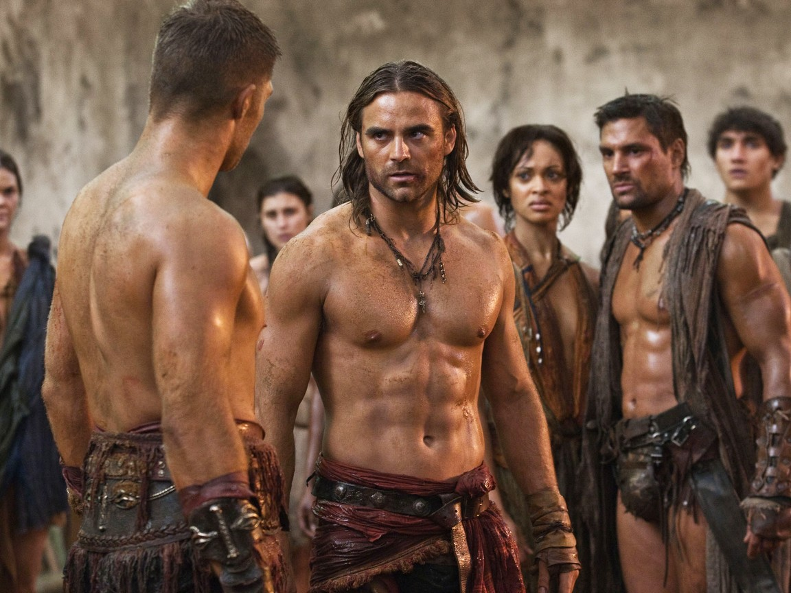Energian Saasto—These Spartacus Season 4 Episode 1 Mp4 Download
