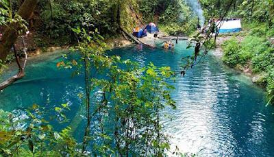 Berkemah di Danau Kaco