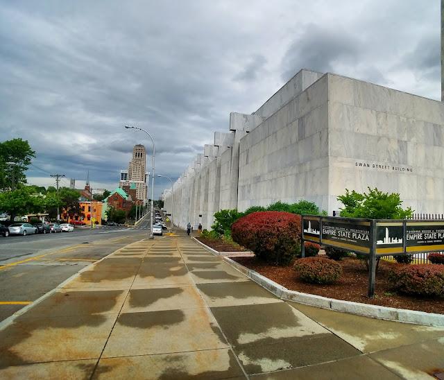 Swan Street  Building, Albany. Foto: Jorge Bela