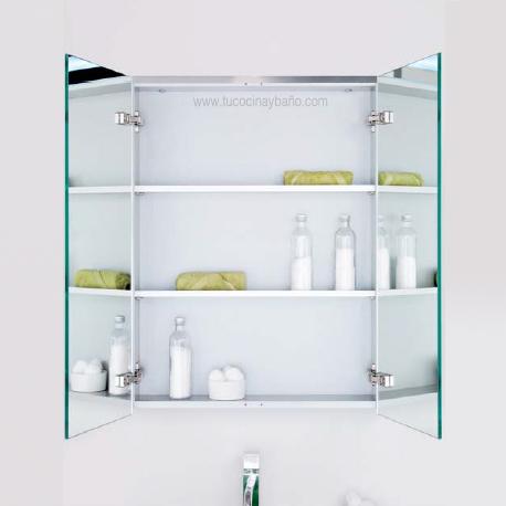 armario camerino espejo baño diseño