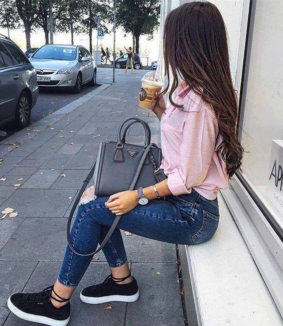 look estilo casual