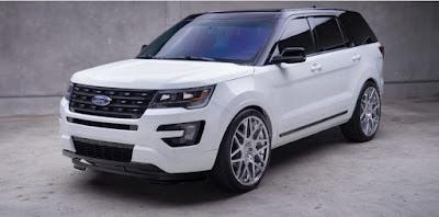 2019 Ford Explorer, Prix, date de sortie, Photo