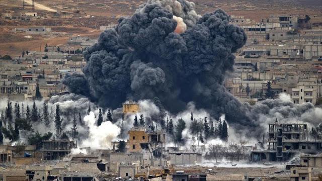 """Siria exige a la ONU que investigue matanzas de """"la coalición"""""""