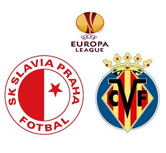 Slavia Plague vs Villarreal match highlights