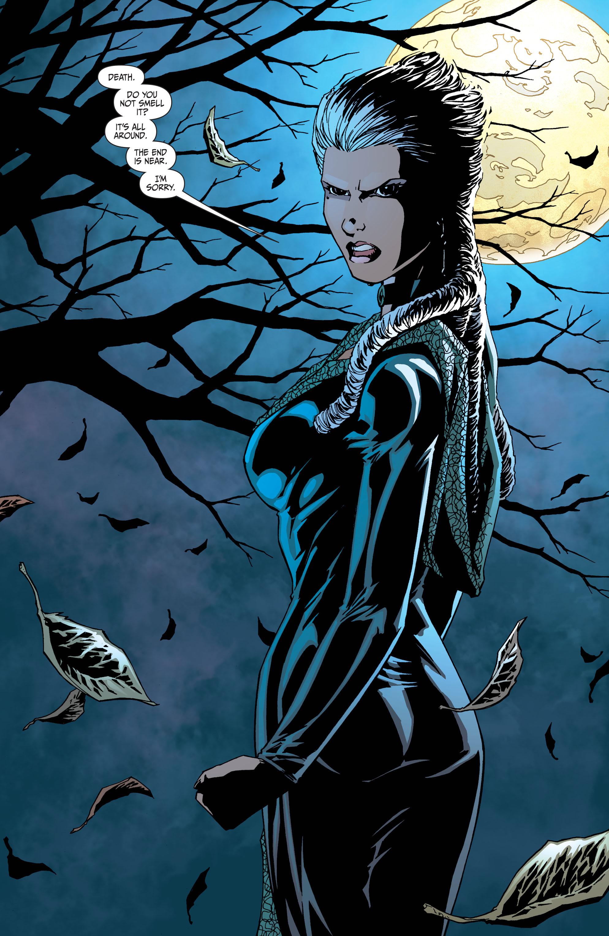 Read online Secret Six (2008) comic -  Issue #34 - 2