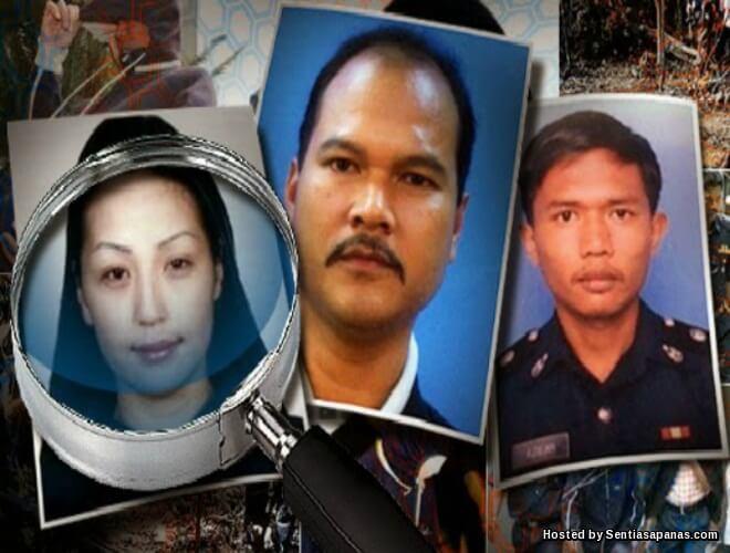 RCI Kes Pembunuhan Altantuya?