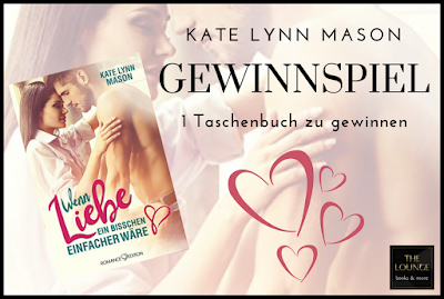 Gewinnspiel bei The Lounge - Books and More