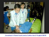 Download 6 Paket Soal Lomba Dokter Kecil Tingkat SD/MI