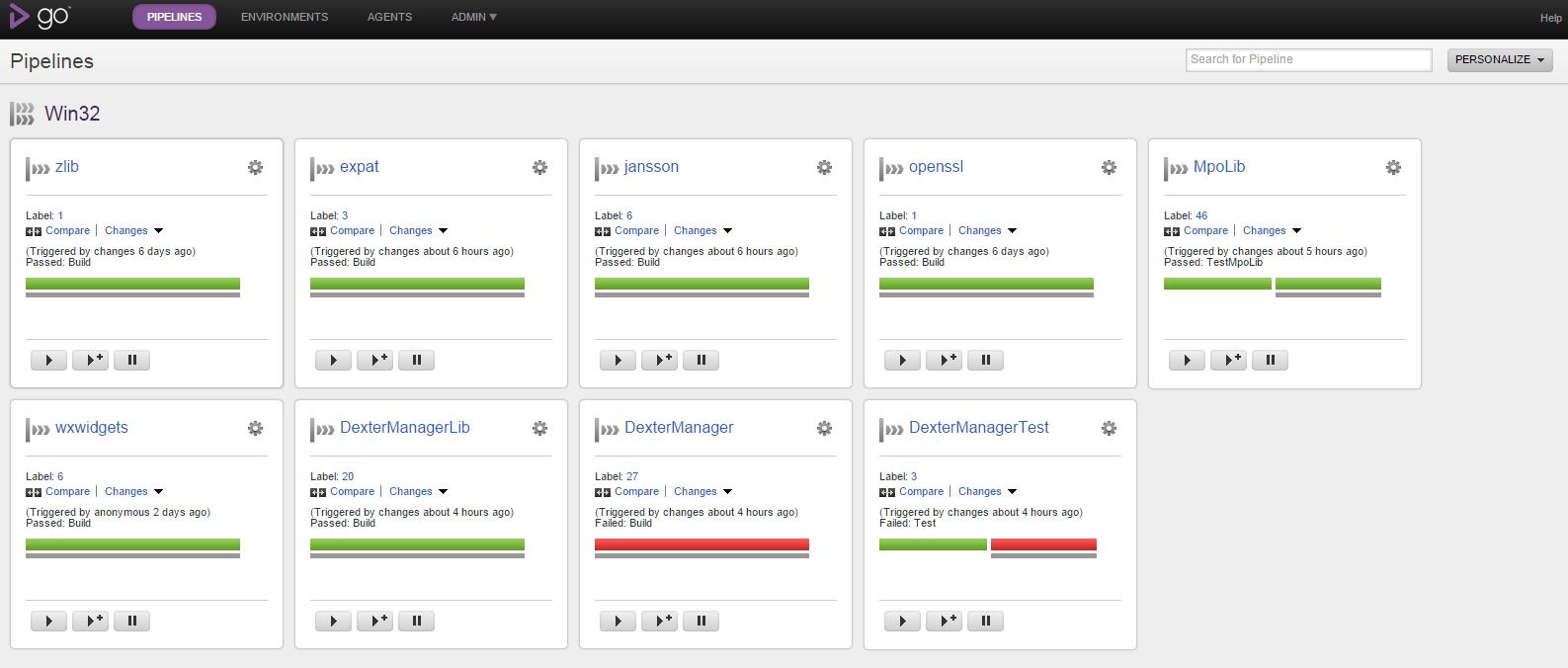 Matt Ownby's Cool Projects: Dexter Manager (Windows version