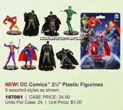 Batman News - Batman Fansite | Legions of Gotham: New $1