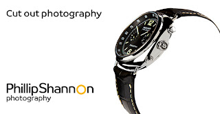 Cut out Watch Photographer Leeds Yorkshire UK