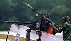 Many Escapes As Military Men Bombs Militants In Delta