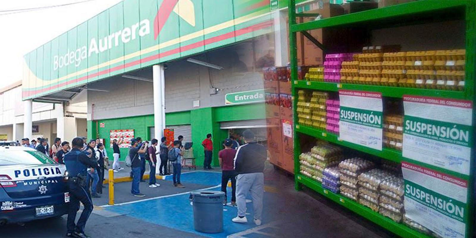 Resultado de imagen para clausuran tienda comercial aurrera en Veracruz