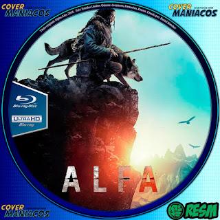 GALLETA - ALFA - ALPHA - 2018 [COVER DVD]