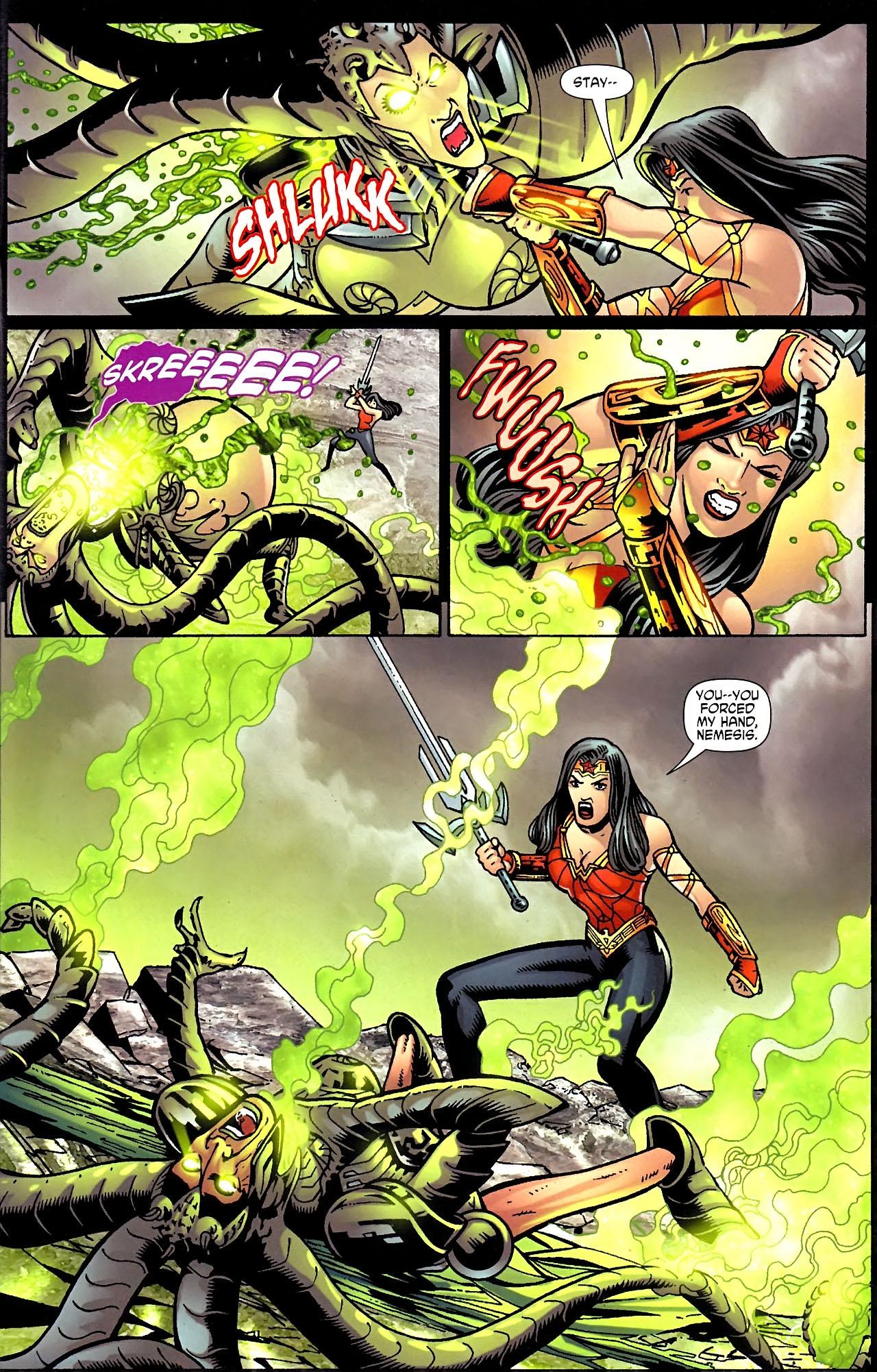 Read online Wonder Woman (2006) comic -  Issue #614 - 7