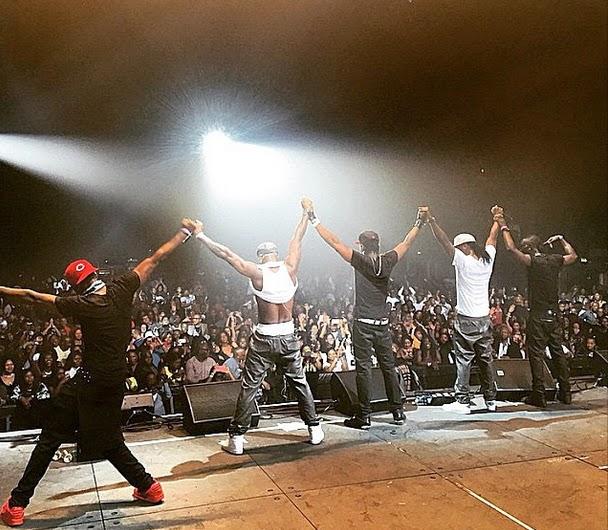 dance afrique 2015 concert
