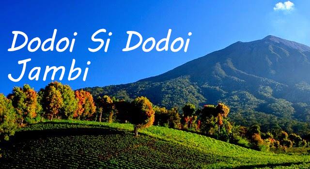 Lirik Lagu Dodoi Si Dodoi